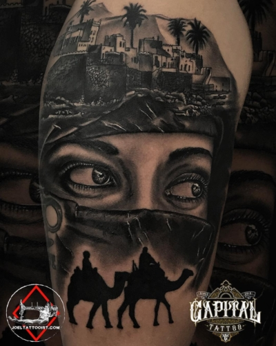 capital tattoo valencia realismo
