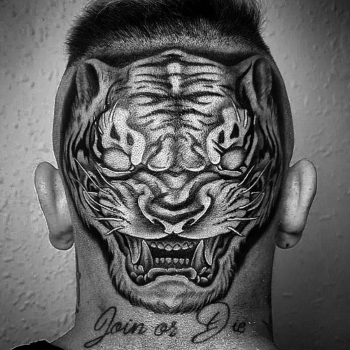 tatuaje tigre capital tattoo valencia